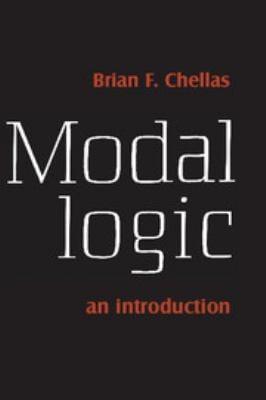 Modal Logic: An Introduction 9780521295154