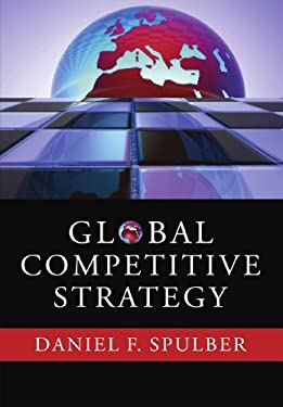 Global Competitive Strategy 9780521367981