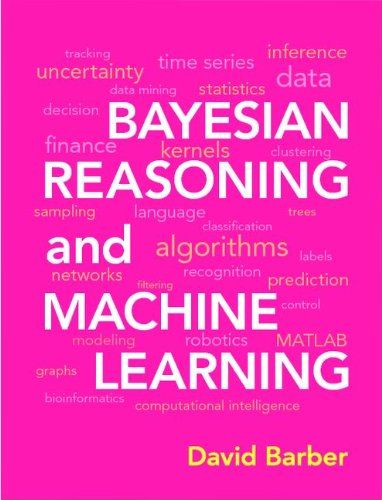 Bayesian Reasoning and Machine Learning 9780521518147