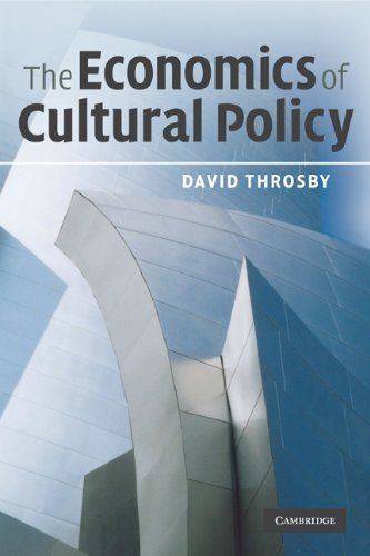 The Economics of Cultural Policy 9780521687843