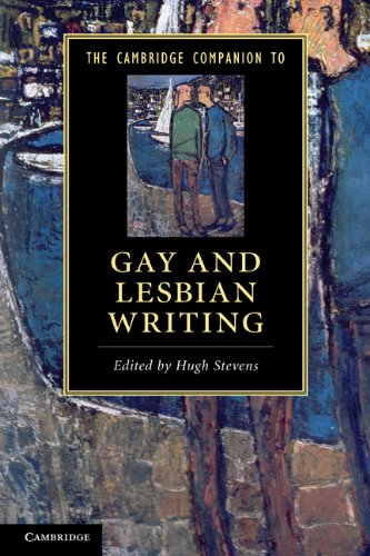 The Cambridge Companion to Gay and Lesbian Writing 9780521716574
