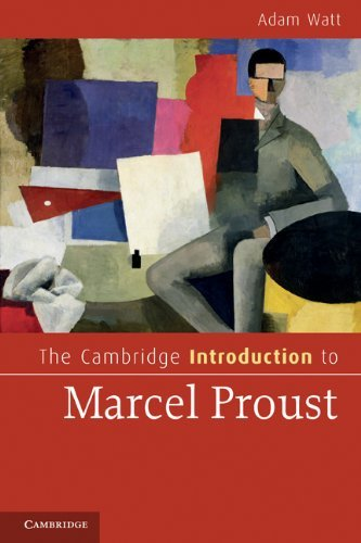 The Cambridge Introduction to Marcel Proust 9780521734325