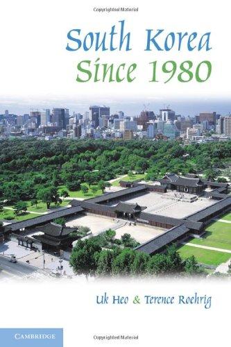 South Korea Since 1980 9780521743532