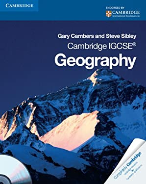 Cambridge Igcse Geography Coursebook [With CDROM]
