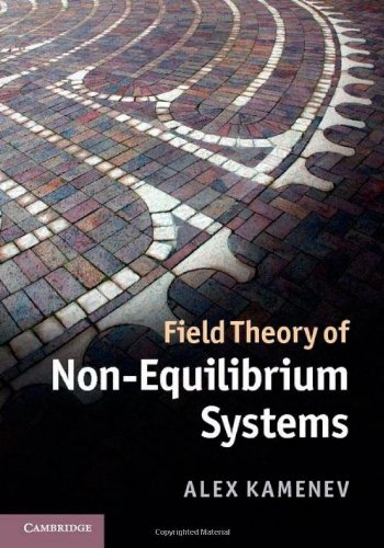Field Theory of Non-Equilibrium Systems 9780521760829