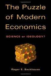 The Puzzle of Modern Economics: Science or Ideology? 10159054