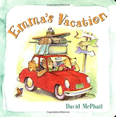 Emma's Vacation Board Book 9780525471080