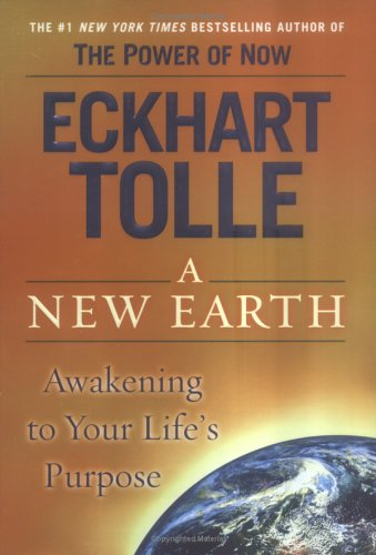 A New Earth: Awakening to Your Life's Purpose 9780525948025