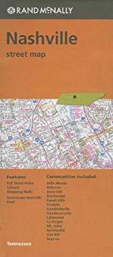 Rand Mcnally Nashville, Tn Street Map