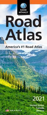 Rand McNally 2021 Compact Road Atlas (Rand McNally Road Atlas)