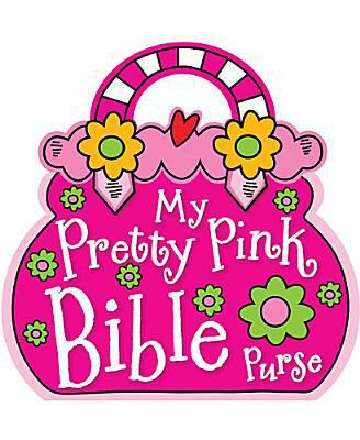 My Pretty Pink Bible Purse (9780529124081) photo