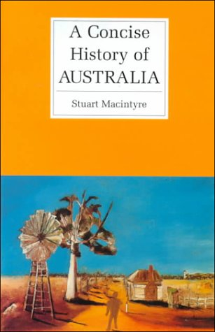 A Concise History of Australia 9780521623599
