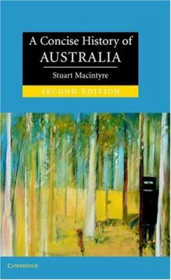 A Concise History of Australia 9780521841221