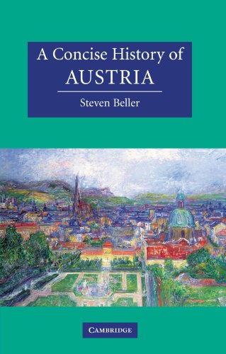 A Concise History of Austria 9780521478861