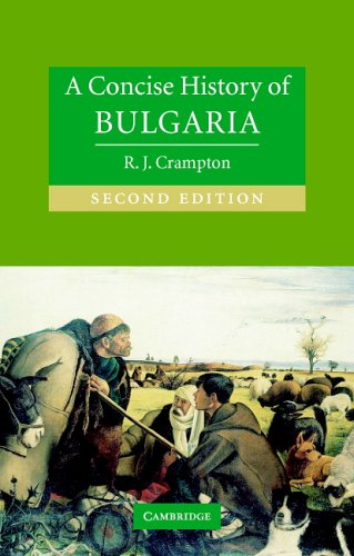 A Concise History of Bulgaria 9780521616379