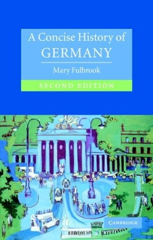 A Concise History of Germany 9780521540711