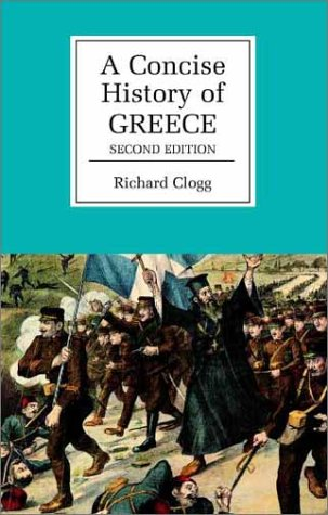 A Concise History of Greece 9780521808729