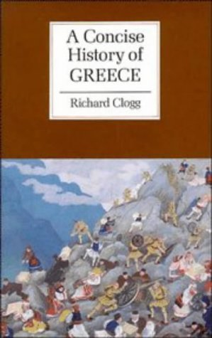 A Concise History of Greece 9780521372282