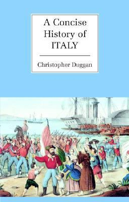 A Concise History of Italy 9780521408486