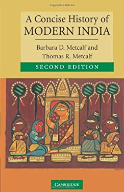 A Concise History of Modern India 9780521682251