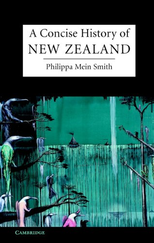 A Concise History of New Zealand 9780521542289