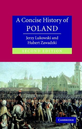 A Concise History of Poland 9780521618571