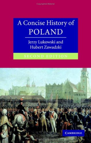A Concise History of Poland 9780521853323