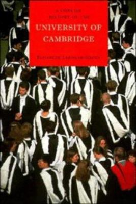 A Concise History of the University of Cambridge 9780521433709