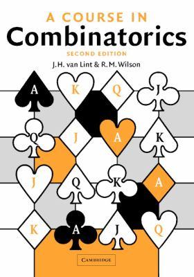 A Course in Combinatorics 9780521006019