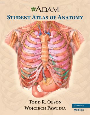 A.D.A.M. Student Atlas of Anatomy [With Access Code] 9780521710053