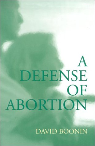 A Defense of Abortion 9780521520355