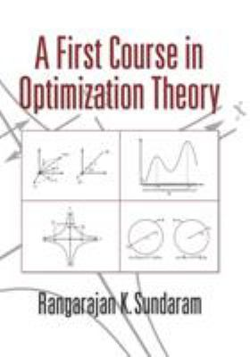 A First Course in Optimization Theory 9780521497701