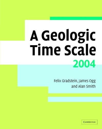 A Geologic Time Scale 2004 [With Geologic Time Scale Poster] - 3rd Edition