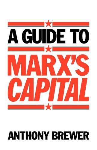 A Guide to Marx's 'Capital' 9780521276764