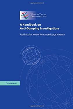 A Handbook on Anti-Dumping Investigations 9780521830423