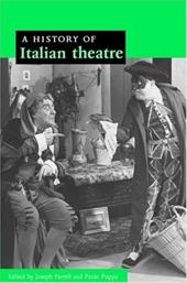 A History of Italian Theatre 1778484