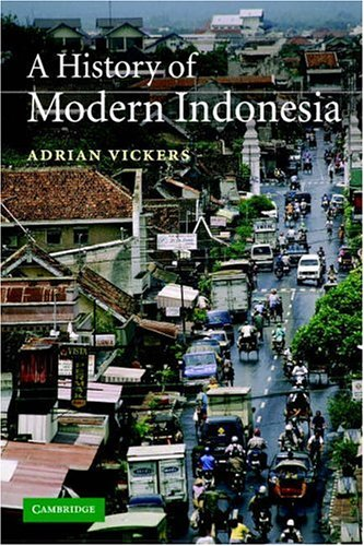 A History of Modern Indonesia 9780521542623