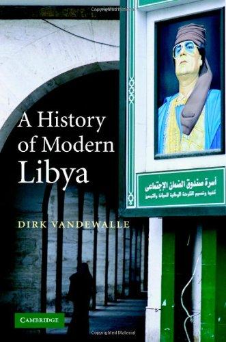 A History of Modern Libya 9780521850483