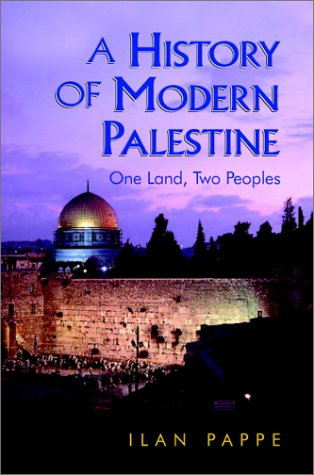 A History of Modern Palestine: One Land, Two Peoples 9780521554060