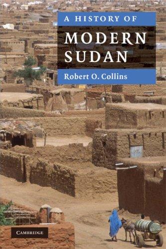 A History of Modern Sudan 9780521674959