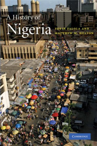 A History of Nigeria 9780521681575