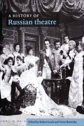 A History of Russian Theatre 1719943