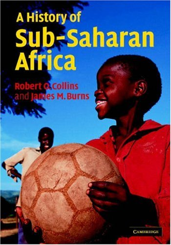 A History of Sub-Saharan Africa 9780521867467