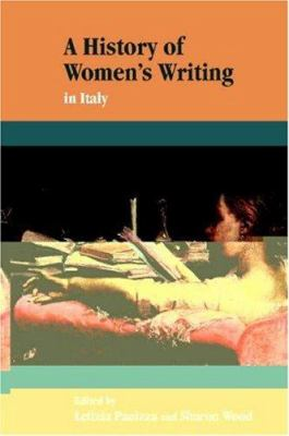 A History of Women's Writing in Italy 9780521578134