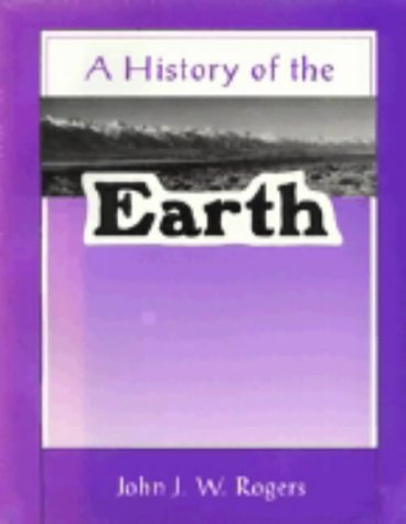 A History of the Earth 9780521397827