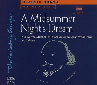 A Midsummer Night's Dream 9780521624879