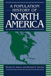 A Population History of North America 9780521496667