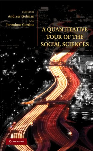 A Quantitative Tour of the Social Sciences 9780521861984