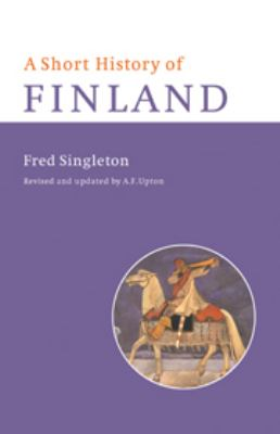 A Short History of Finland 9780521647014