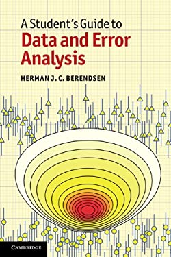 A Student's Guide to Data and Error Analysis 9780521134927